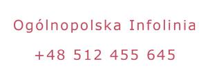 Esperal - Ogólnopolska infolinia